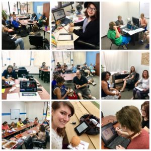 Fuquay Coworking Members of the Community