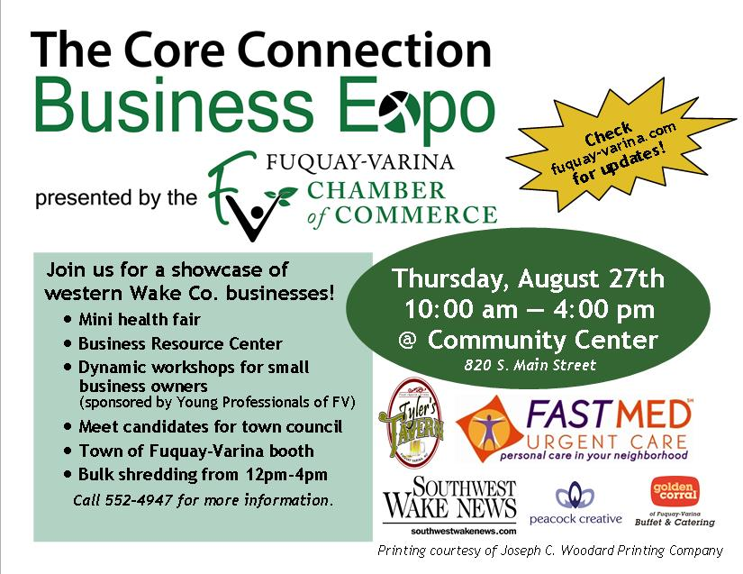 2015 Core Connections Business Expo + Speakers Series & TABJ