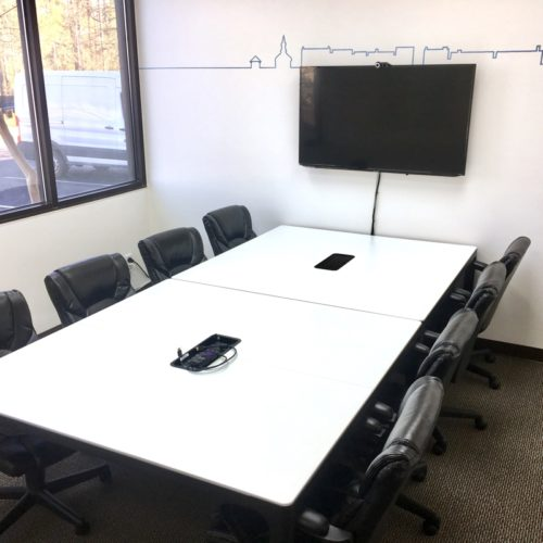 Fuquay Coworking Executive Conference Room