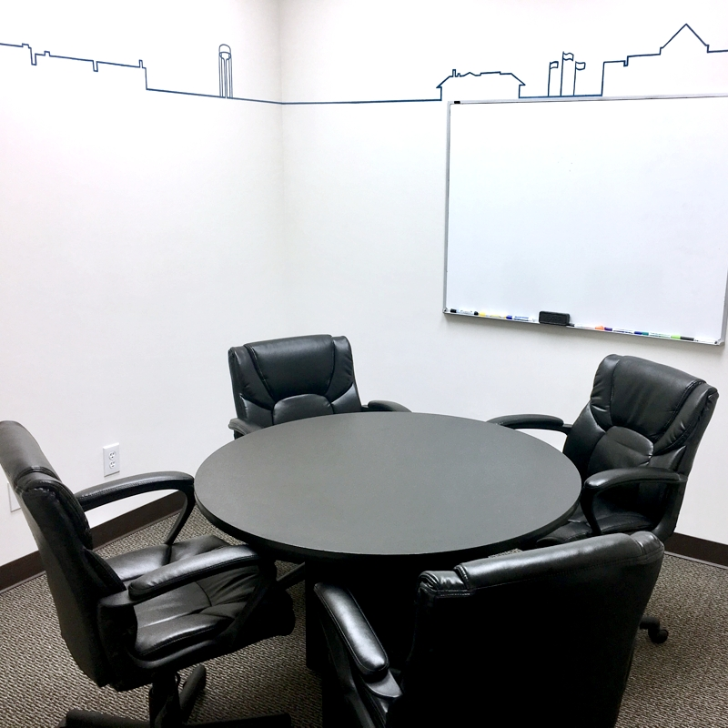 Small Conference Meeting Room at Fuquay Coworking