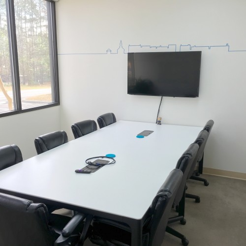 2016-03-14 Fuquay Coworking Main Conference Room 2K