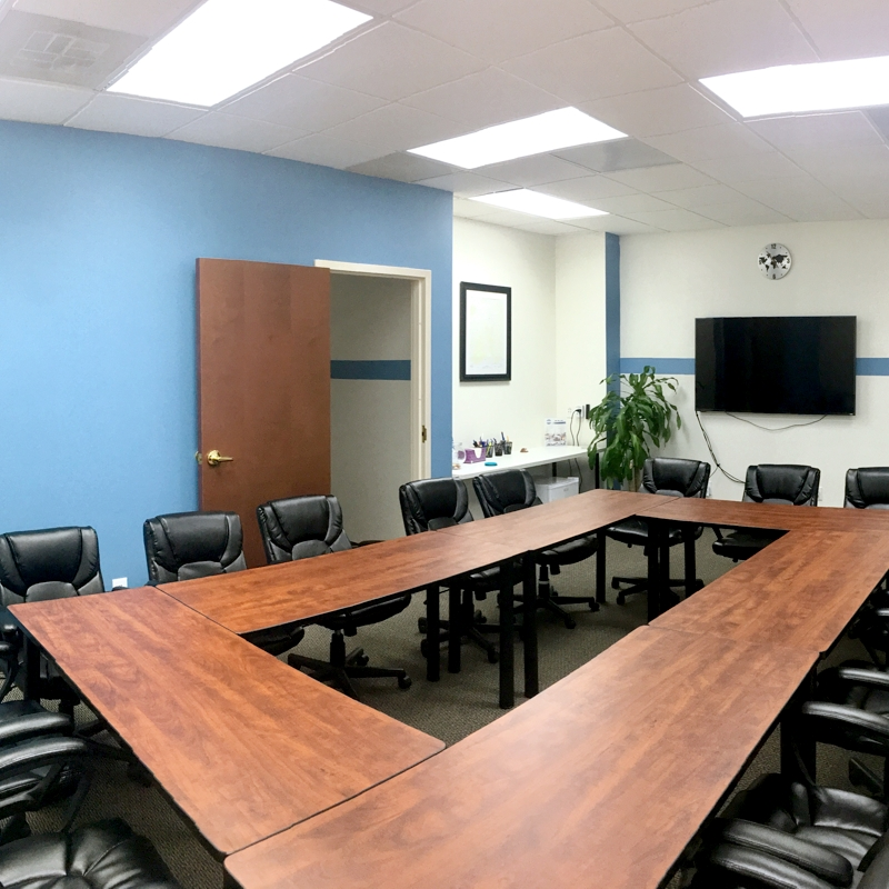 Training Room at Fuquay Coworking