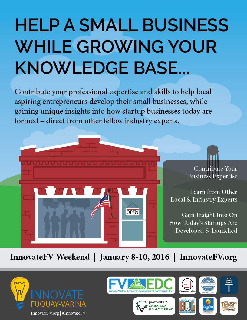 Innovate Fuquay-Varina (Professionals & Experts)