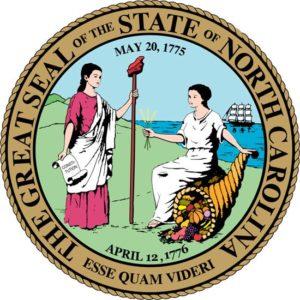 North Carolina Secretary of State Office
