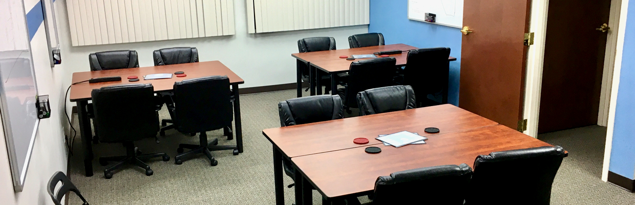 Fuquay Coworking Shared Desk Multi Purpose Room