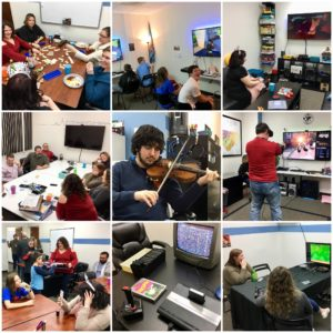 Cortex CoGaming at Fuquay Coworking