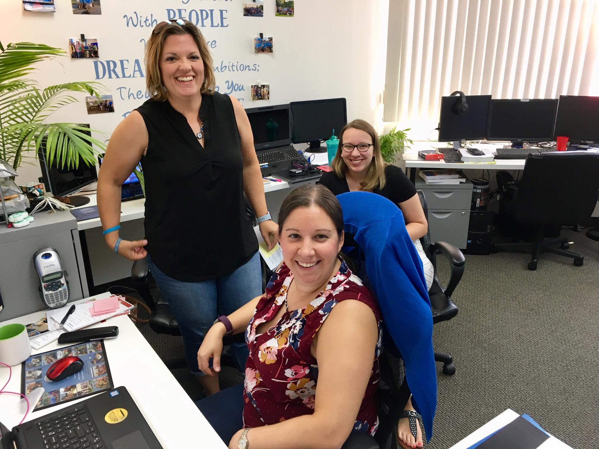 Fuquay Coworking Team Grows Amidst Staff Changes and Membership Growth
