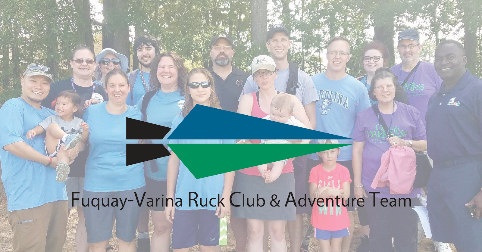Fuquay-Varina Ruck Club and Adventure Team | An Official GORUCK Ruck Club | Fuquay-Varina, NC